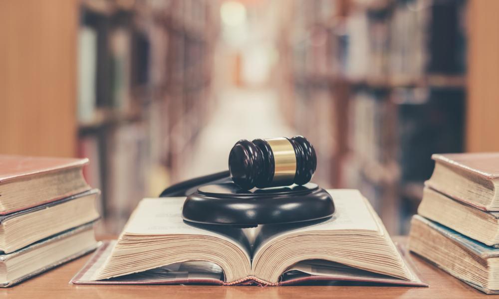 Livro sobre a legislação